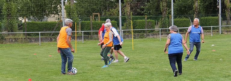 Read more about the article Foot en marchant, premier tournoi !