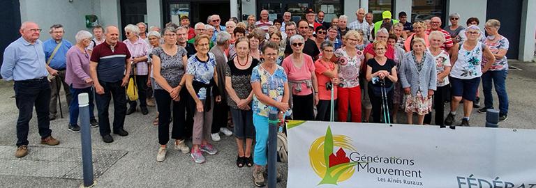 Read more about the article Dernière marche solidaire ECC